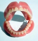 >A dentadura rebitada