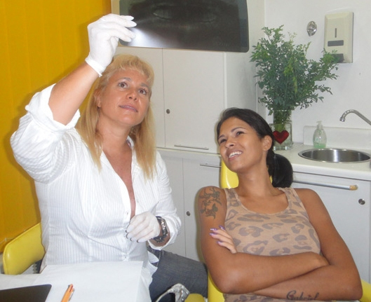 ariadna bbb dentista