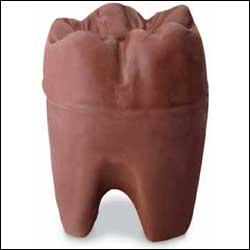 dente de chocolate