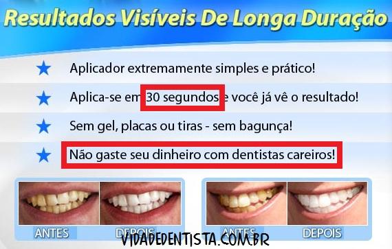 Clareamento Dental Em 30 Segundos