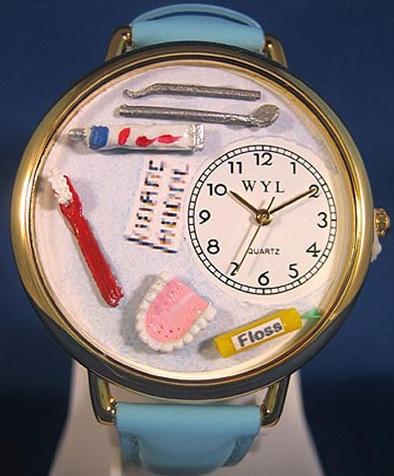 relógio dentista