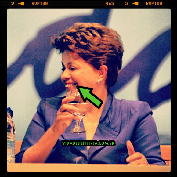 A presidente Dilma, a pasta de dente e o dentifrício