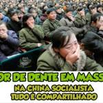 DOR DE DENTE EM MASSA