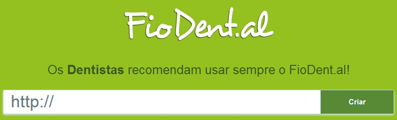Use o fio dental