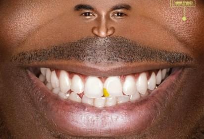 Quando o seu dente está sujo você é visto assim