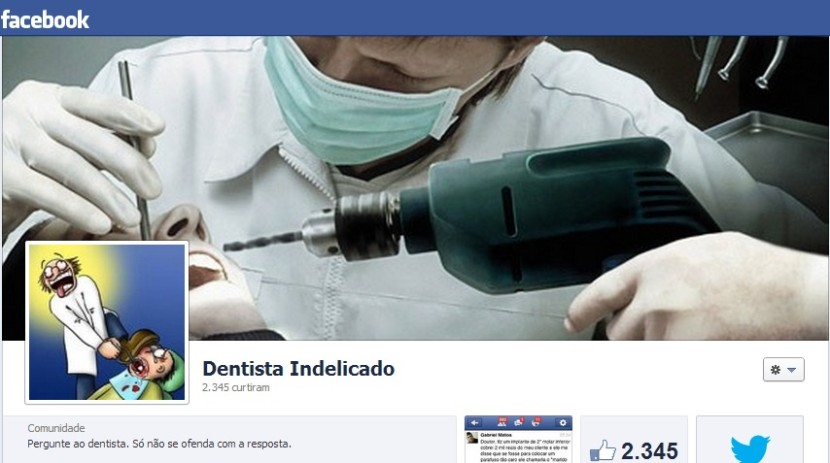 Dentista Indelicado