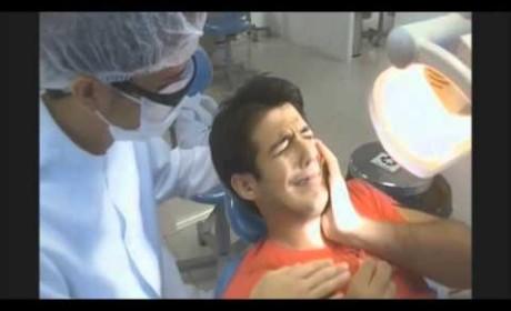 Esse cara sou eu ??? Não … é o dentista