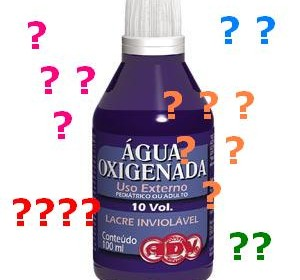 Água Oxigenada Clareia os dentes ???