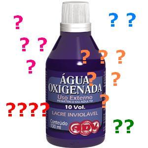 Agua Oxigenada Clareia Os Dentes