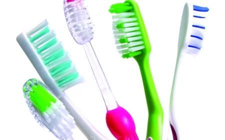Teste das escovas de dente no Fantástico