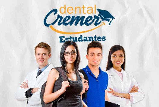 dental cremer estudantes