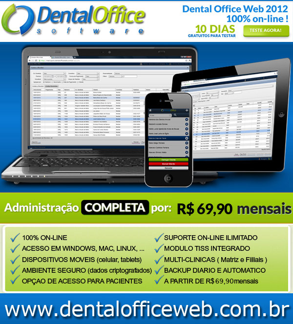 Sotware Odontológico Dental Office