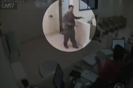 Ladrão estupra dentista e sua recepcionista