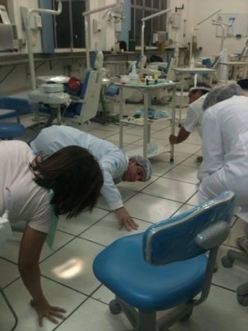 Imagem Odontológica da Semana #9 – A faceta caiu