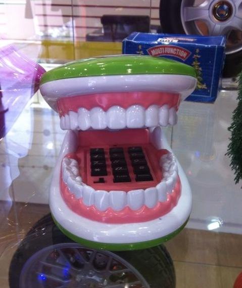 Telefone de Dentista #3