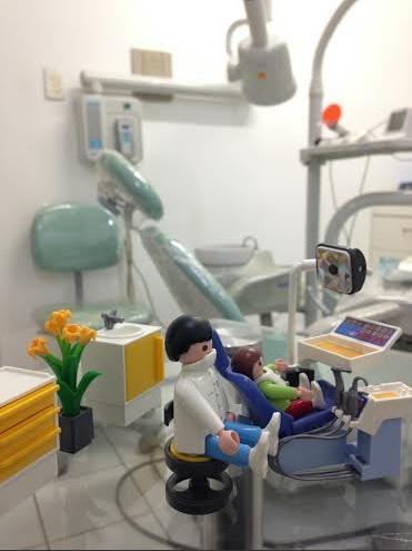 Brinquedo de Dentista – Playmobil