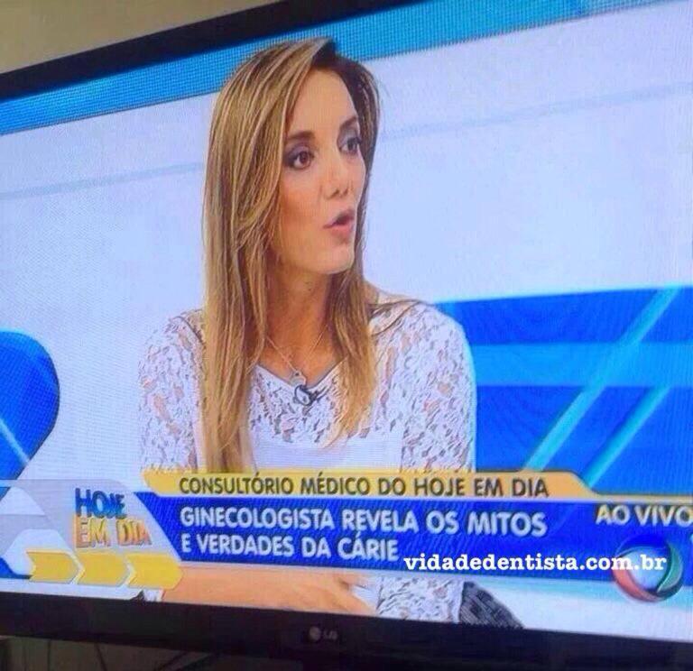 """Nota do CROSP – Programa """"Hoje em Dia"""" da Rede Record"""