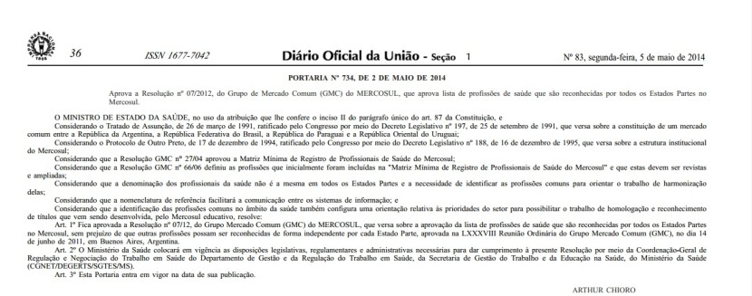 Programa MAIS DENTISTAS sancionado pela Dilma ???