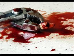 sangue dentista