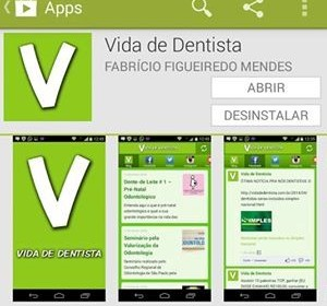 App Vida de Dentista para smartphones