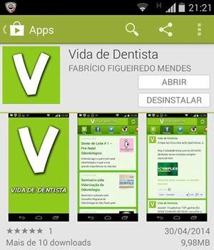 vida de dentista app