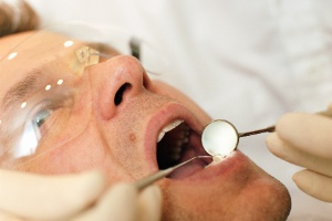 no dentista