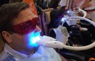 O laser que faz nascer dentes