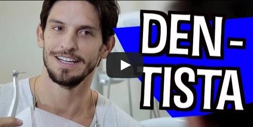 Diálogos na cadeira do Dentista